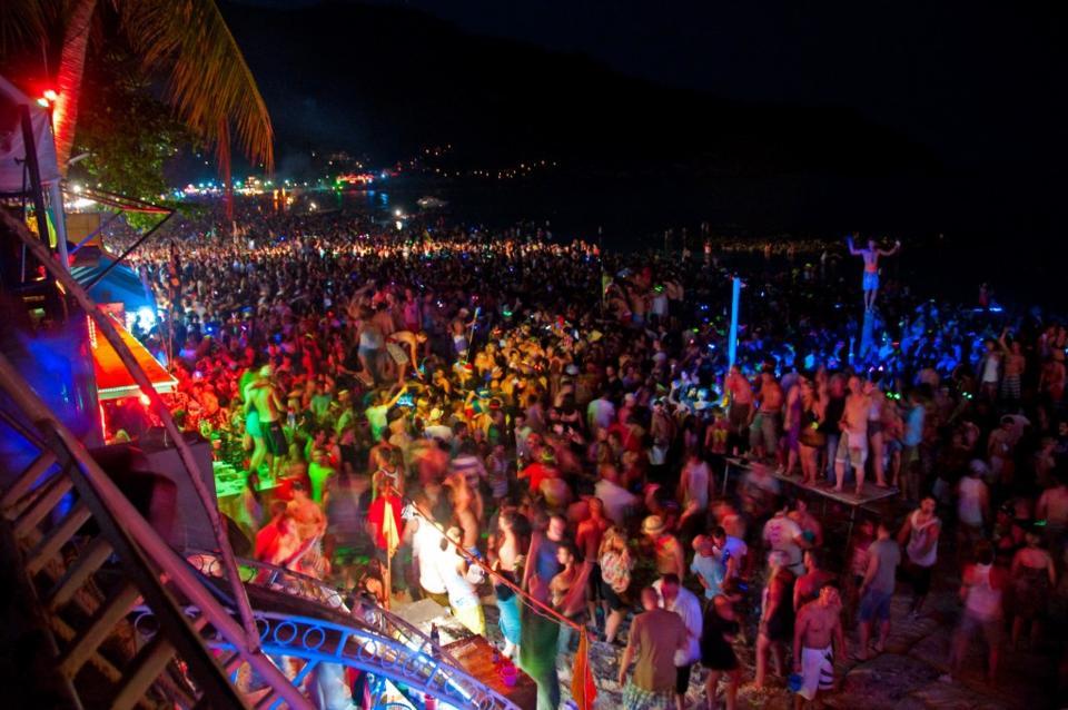 New Years Eve Cruise 2014
