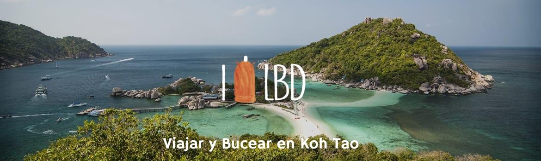viajar y bucear en Koh Tao