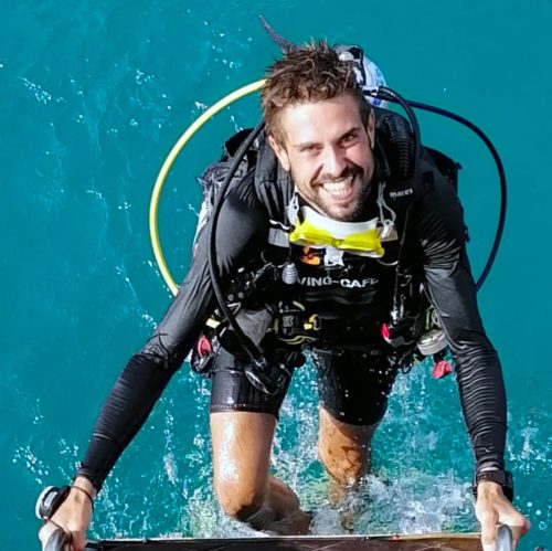 Curso Instructor de Buceo Koh Tao