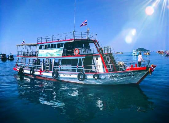 Barco de Buceo Koh Tao