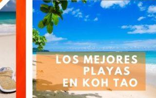 Los mejores playas en Koh Tao