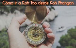 Cómo ir a Koh Tao desde Koh Phangan