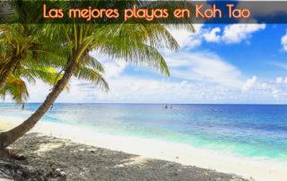 Las mejores playas en Koh Tao